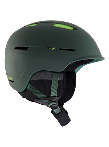 Anon Invert Helmet - Deer Mountain Green