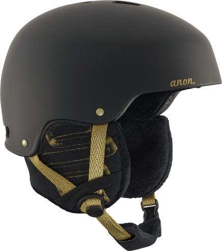 Anon Lynx Helmet - Frontier Black