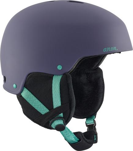 Anon Lynx Helmet - Gala Purple