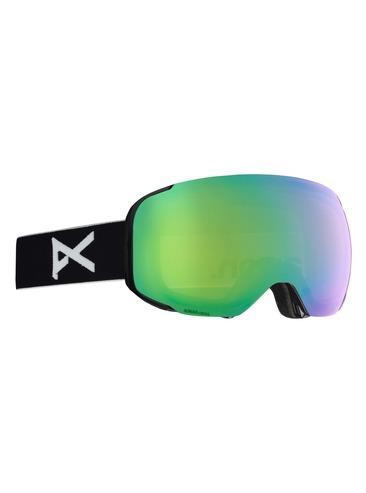 Anon M2 Goggles - Black/Sonar Green