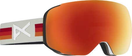 Anon M2 Goggle - VHS/Red Solex