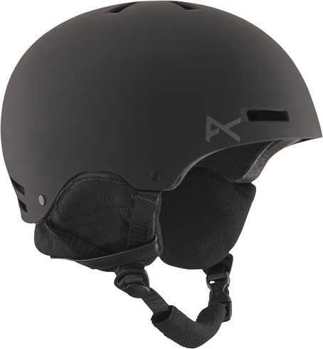 Anon Raider Helmet - Black