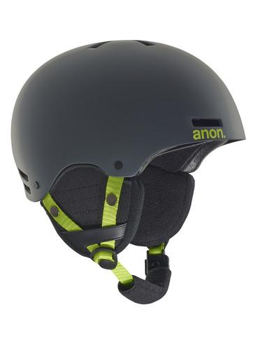 Anon Rime Kids Helmet - Grey