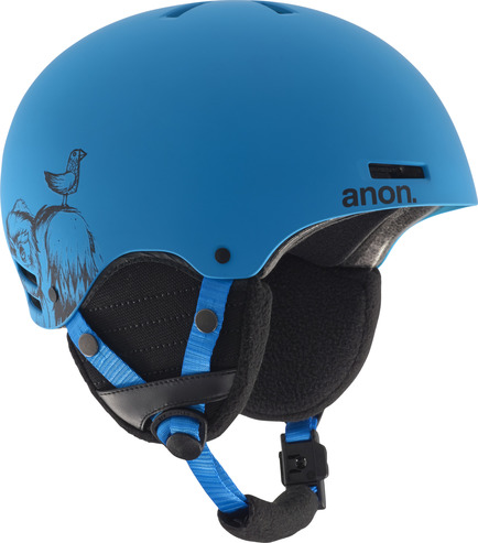 Anon Rime Kids Helmet - Sulley