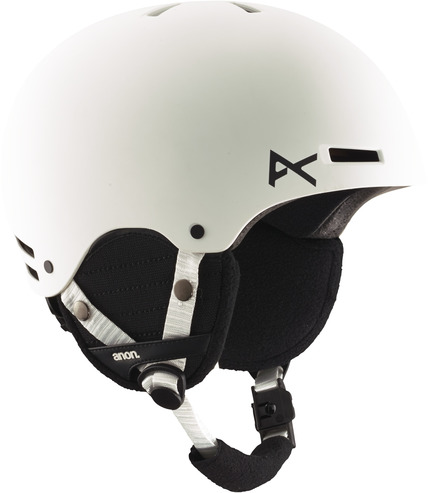 Anon Rime Kids Helmet - White