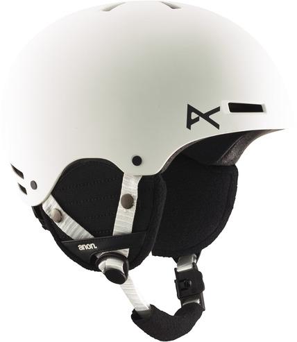 Anon Rime Kids Helmet - White