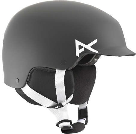 Anon Scout Kids Helmet - Black