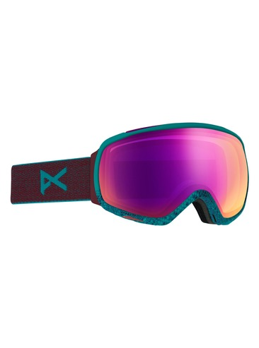 Anon Tempest Goggles - Shimmer/Sonar Pink