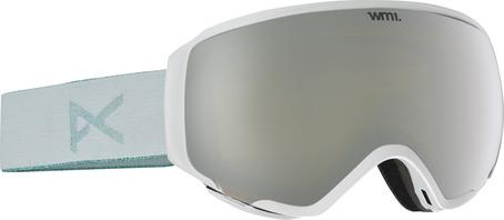 Anon WM1 MFI - White/Silver Solex