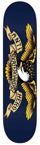 Anti Hero Classic Eagle Deck - 8.5