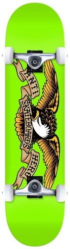 Anti Hero Classic Eagle Skateboard - 8.0