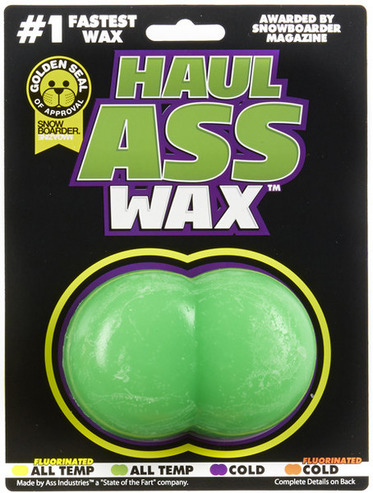 Ass Wax All Temperature Haul Ass Wax