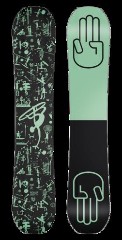 Bataleon Aerobic Snowboard 2017 - 154