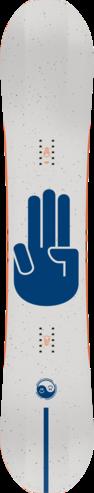 Bataleon Chaser Snowboard 2020 - 159 Wide