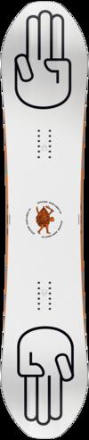 Bataleon Magic Carpet Snowboard 2019 - 154