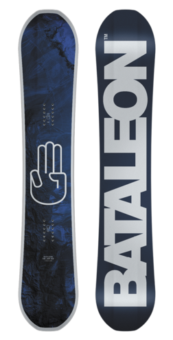 Bataleon The Jam Snowboard 2017 - 156