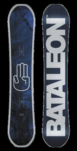 Bataleon The Jam Snowboard 2017 - 159