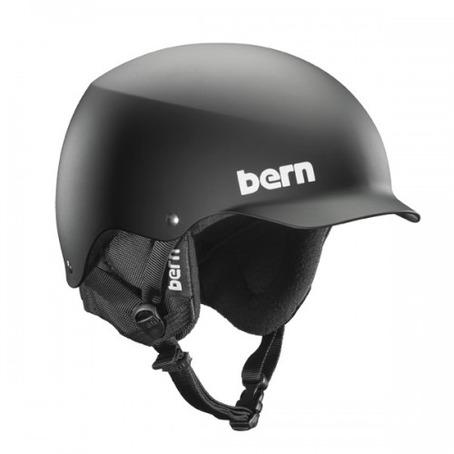 Bern Baker EPS Helmet - Matt Black Premium