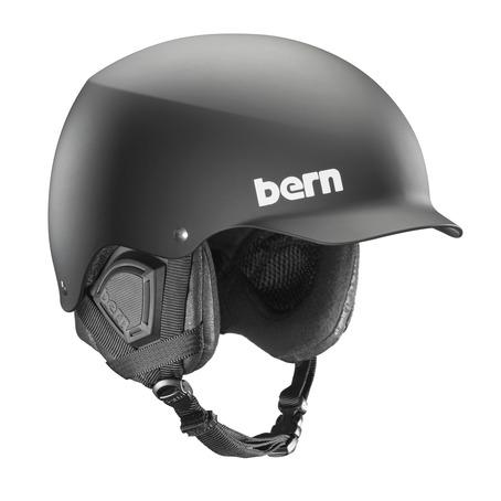 Bern Baker Helmet - Matt Black