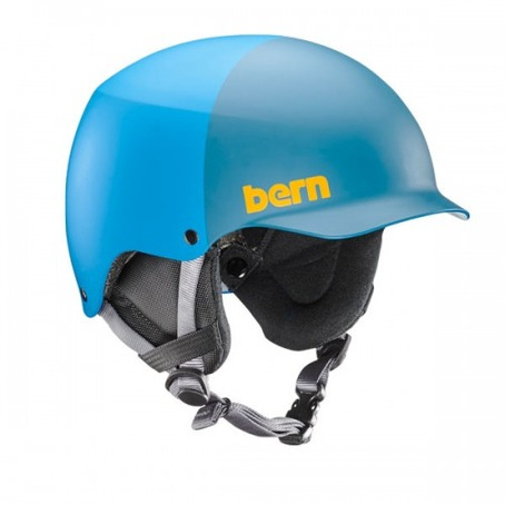Bern Team Baker - Matt Cyan Blue