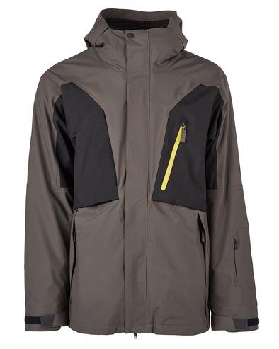 Bonfire Firma 3 in 1 Jacket - Charcoal