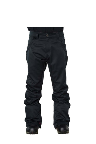 Bonfire Morris Pant - Black Denim