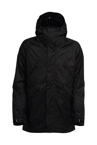 Bonfire Static Jacket - Black