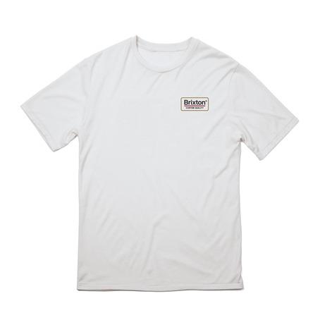 Brixton Palmer Premium T-Shirt - White
