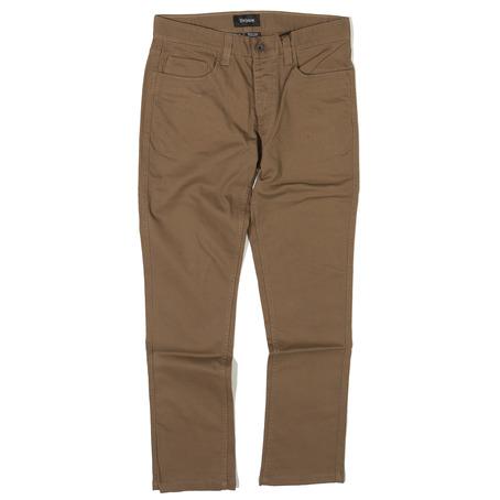 Brixton Reserve 5 Pocket Pant - Khaki