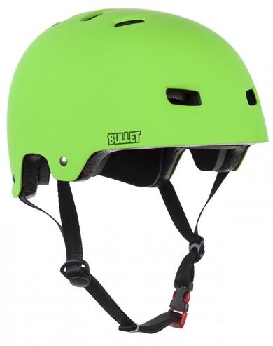 Bullet Deluxe Helmet - Matt Green