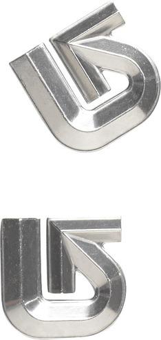 Burton AL Logo Mats - Silver
