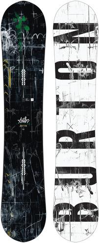 Burton Antler Snowboard 2017 -154.5