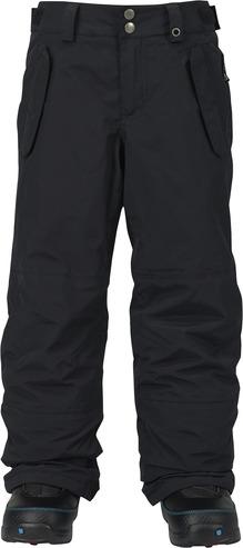 Burton Boys Parkway Pant - True Black