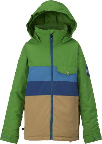 Burton Boys Symbol Jacket - Slime Block