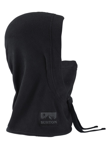 Burton Burke Hood - True Black