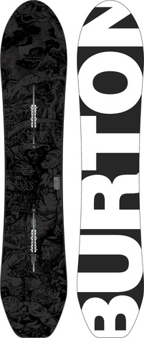 Burton CK Nug Snowboard 2017 - 150