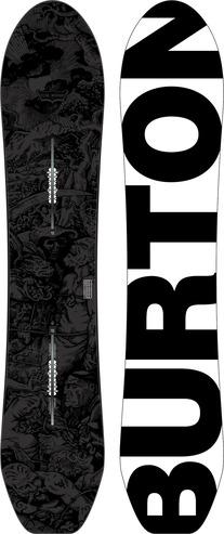 Burton CK Nug Snowboard 2017 - 154