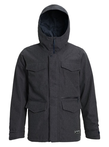 Burton Covert Jacket - Denim