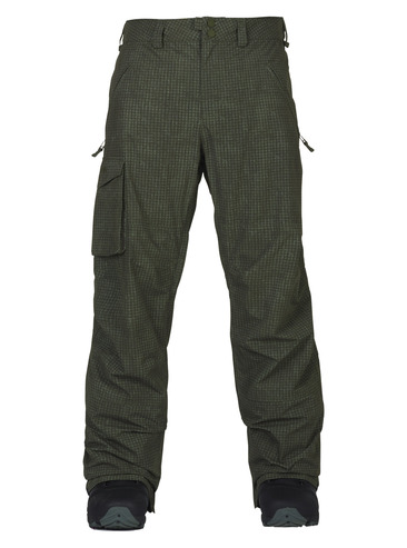 Burton Covert Pant - Forest Night Ripstop