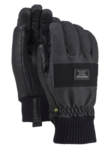 Burton Dam Glove - Black Wax