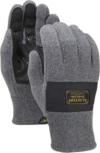 Burton Ember Fleece Glove - Faded Heather