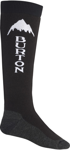 Burton Emblem Sock - True Black
