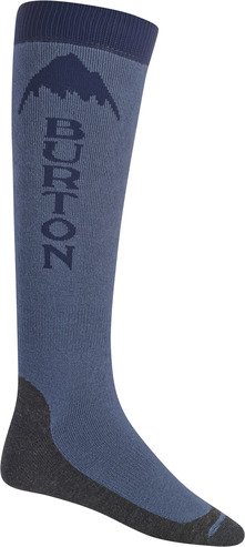 Burton Emblem Sock - Washed Blue