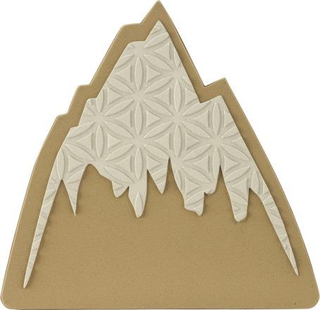 Burton Foam Mat Stomp Pad - Mountain logo