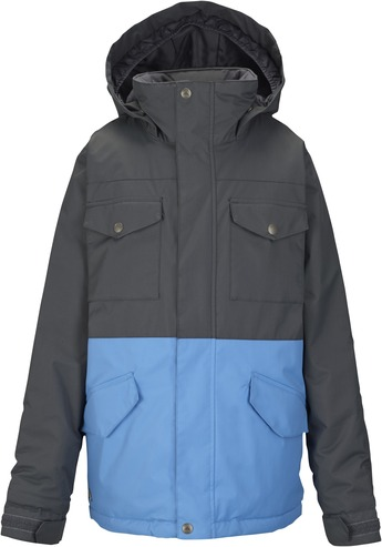 Burton Fray Jacket - Faded/Blue Steel