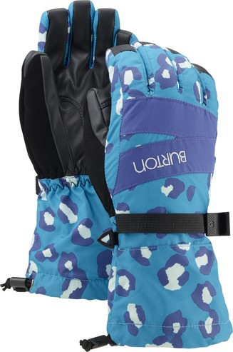 Burton Girls Glove - Antidote Leopard