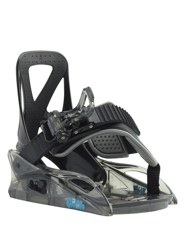 Burton Grom Youth Kids Snowboard Binding - Black