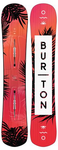 Burton Hideaway Snowboard 2018/19 - 152
