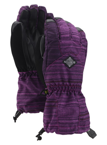 Burton Kids Profile Glove - Grapeseed