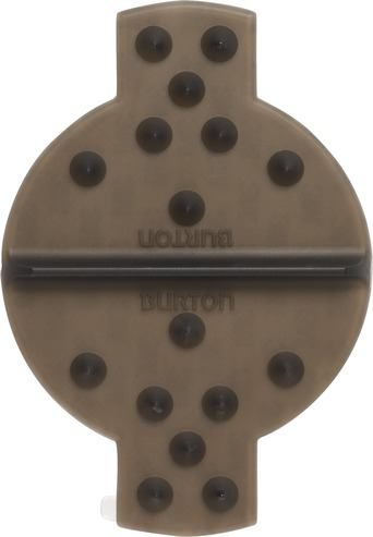 Burton Large Scraper Mat - Black